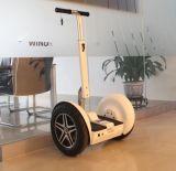 Individu de véhicule électrique de prix usine équilibrant le scooter électrique de mobilité du moteur 2400W