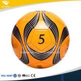 El PVC brillante todo del precio bajo clasifica el balón de fútbol 5 4 3