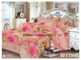 多工場か綿材料キルトにするファブリック現代ベッドカバーの寝具の一定のベッド・カバーシート