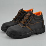 Los zapatos de seguridad de acero baratos de la punta Ufc002 venden al por mayor los zapatos de seguridad de Workmens