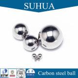bola de acero de carbón del rodamiento de bolitas de acero de 4.5m m
