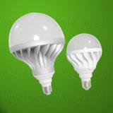Lámpara de aluminio de fundición a presión a troquel del bulbo E27