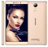 T1 Vkworld плюс золото Rose телефона передвижного мобильного телефона фингерпринта ROM 4300mAh RAM 16GB сердечника 2GB квада Mtk6735 Android 6.0 дюйма 4G FDD-Lte Kratos 6.0 франтовское