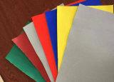 さまざまなカラーシリコーンの上塗を施してあるガラス繊維の布