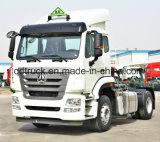 HOWO A7 트랙터 트럭 콘테이너 트럭
