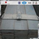 Acciaio di barra piana laminato a caldo di Q235 Ss400 A36 in azione