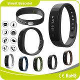 Slimme Armband van de Monitor van de Slaap van de Pedometer van het Polshorloge van het silicone de Digitale