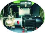 Compresor de aire inmóvil sin aceite certificado Ce del tornillo (30KW, 8bar)