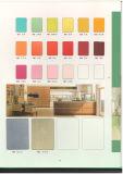 Formica/の木製の穀物の積層物の食器棚の価格表