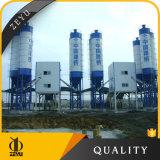 Hls90 hormigón de cemento de procesamiento por lotes Planta Planta de mezcla Pequeña planta de mezcla