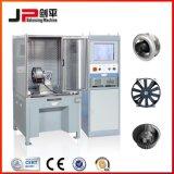 Machine de équilibrage de ventilateur externe de rotor