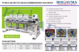 Машина Digital/4 вышивки возглавляет конструкции машины вышивки/портативную машину вышивки (HO-1504)