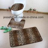 PV 양털 발닦는 매트 놓인/Anti-Slip 발닦는 매트/목욕탕 양탄자 3개 피스