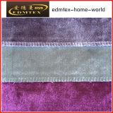 Tessuto 100% del velluto del poliestere per il sofà/tenda EDM-HS519