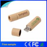 환경 종이 USB 기억 장치 지팡이를 인쇄하는 OEM 로고