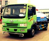 Camion di serbatoio, autocisterna del combustibile del camion, camion dell'acqua, camion del serbatoio di combustibile