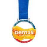 10% van Levering voor doorverkoop van de Lopende Medaille van de Marathon