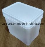 2016 новый Н тип ведро 25L качества еды PP прямоугольное пластичное для упаковки еды