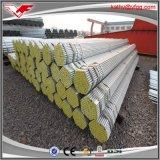BS que roscan el tubo de acero del HDG ERW