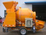 misturador concreto da planta do funil de 30m3/H 400L