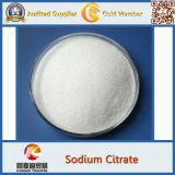 Engranzamento Trisodium do citrato 30-100 dos reguladores da acidez
