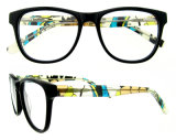 Ацетат оптически Eyewear стекел рамки Eyewear новой модели Handmade