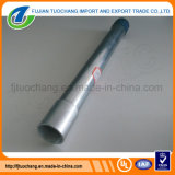 Acero galvanizado de perfiles tubulares de acero del tubo