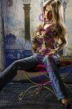De agent wilde Volledig Doll van het Silicone van het Geslacht van het Lichaam Realistisch