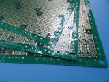 GPSシステムのサーキット・ボードプロトタイプPCBのボードによるブラインド