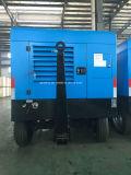 Compressore d'aria diesel della vite delle rotelle di Kaishan BKCY-27/22 945cfm/22bar quattro