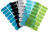 Etiqueta engomada pura de moda del clavo de la etiqueta engomada del arte del clavo de la transferencia del agua del color