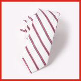 Design professionnel de votre propre cravate de coton Cravate personnalisée en coton