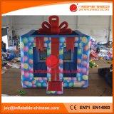 Gorila combinada de salto inflable del castillo del regalo de cumpleaños 2017 (T1-609)