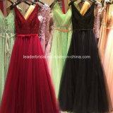 O baile de finalistas do partido de Leaderbridals veste os vestidos de noite de varejo por atacado Lb17918