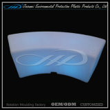 Meubles en service durables de DEL avec du matériau de LLDPE