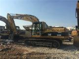 Excavatrice de chenille du tracteur à chenilles 320c de chat utilisée par qualité à vendre
