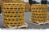 小松PC60-7の下部構造のための小型掘削機トラックリンクトラック鎖はクローラー掘削機を分ける