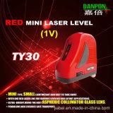 Mini doublure de laser de la verticale Ty30