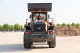 Chinesische Aufbau-Maschinerie 5 Tonnen-vorderes Rad-Ladevorrichtungs-Fahne Yx656 mit Steuerknüppel