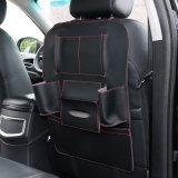 Устроителя хранения заднего сиденья автомобиля карманн способа мешки Multi кожаный