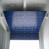 Porte sectionnelle de levage verticale automatique d'usine