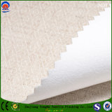 Водоустойчивое пламя нанесения покрытия на ткань - retardant ткань полиэфира светомаскировки для занавеса