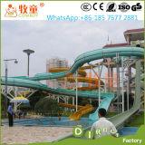 水公園(MT/WP/WSL1)のための長い水スライド
