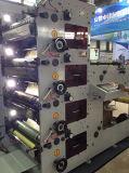 Selbstklebende Kennsatz Flexo Drucken-Maschinen-Drucken-Maschine