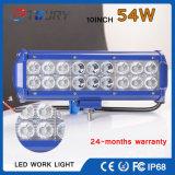 자동 LED 일 램프 54W 크리 사람 공장 인기 상품 LED 표시등 막대