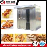 Forno di gas rotativo del forno dei 32 cassetti