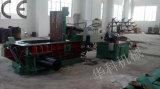油圧押す梱包機機械をリサイクルする金属