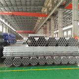 ERW Hot Dipped Galvanized Steel Pipes