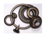 Rondella legata di gomma della guarnizione del metallo idraulico del pistone di Viton del silicone di NBR EPDM