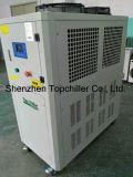 Unità portatile raffreddata aria del refrigeratore di acqua dei laboratori 5ton della droga